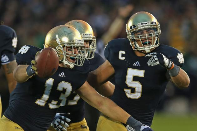 Notre Dame Football: Resilient Irish Will Pull out Statement Win over Oklahoma