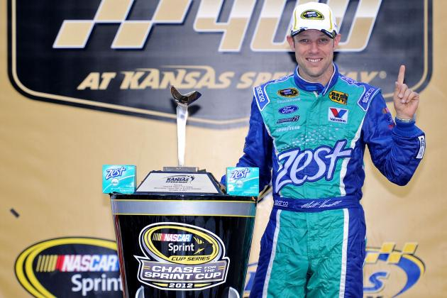 Hollywood Casino 400 2012 Results: Reaction, Leaders and Post-Race Analysis