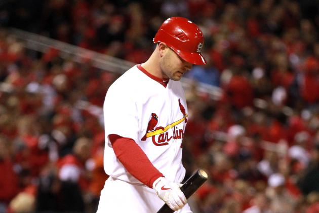 Matt Holliday Injury: Updates on Cardinals LF's Back