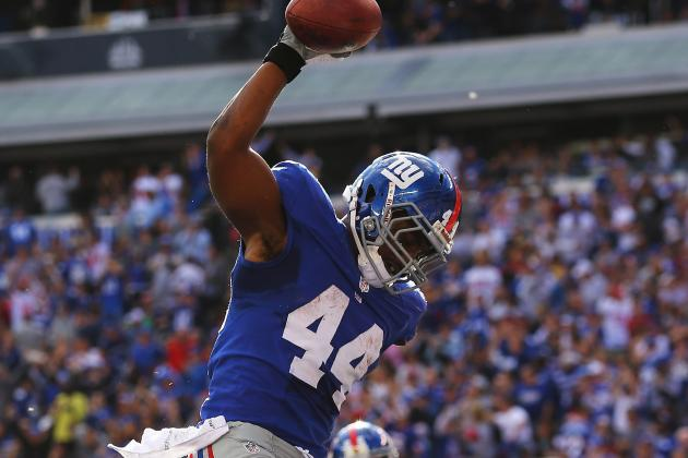Ahmad Bradshaw and Tom Coughlin Got into It