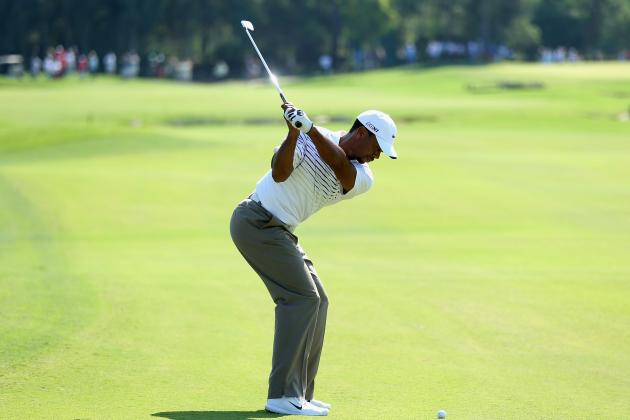 CIMB Classic 2012: Tiger Woods Looks to Start Fall Season Strong