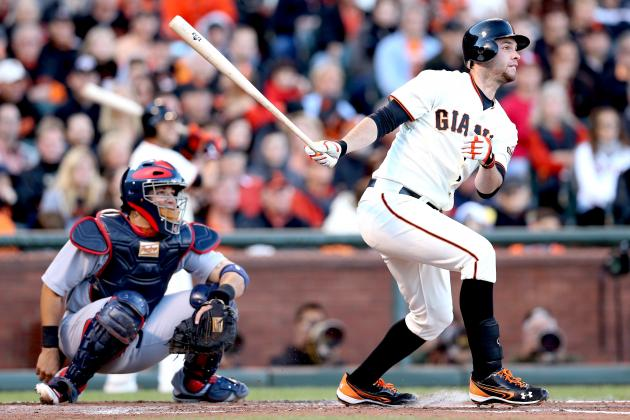 St. Louis Cardinals vs. San Francisco Giants Game 6: Live Score, NLCS Analysis
