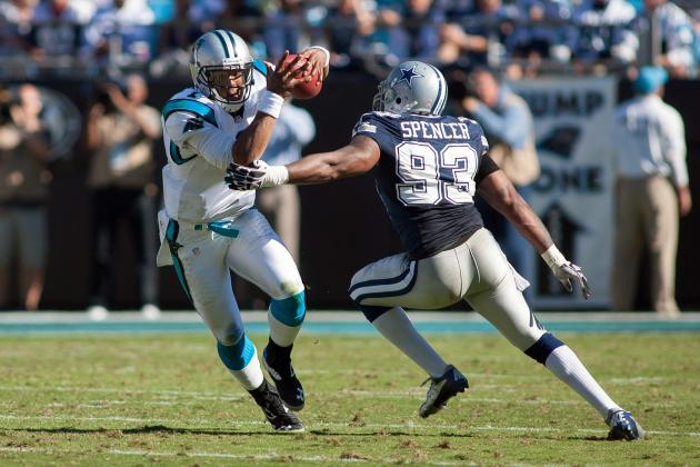 What Improvements Can Cam Newton Make to Take the Next Step?