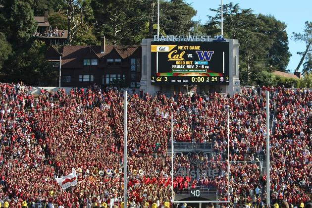 Stanford Defense Overwhelms Cal in Big Game, Wins 21-3