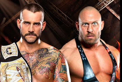 WWE Hell in a Cell 2012: Both Ryback and CM Punk Need to Win This Match