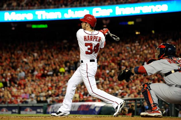 Why Bryce Harper Will Have a Monster 2013 Season