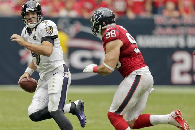 Baltimore Ravens: Buying or Selling Joe Flacco as an Elite QB