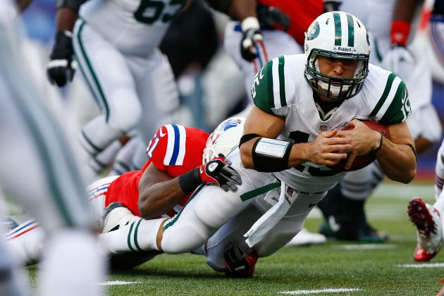 Tim Tebow Can't Save the New York Jets from Mediocrity