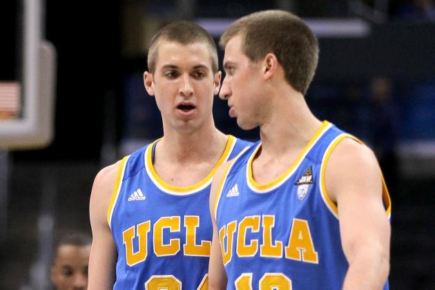 Injury Bug Bites UCLA as Forward David Wear Suffers a Sprained Ankle