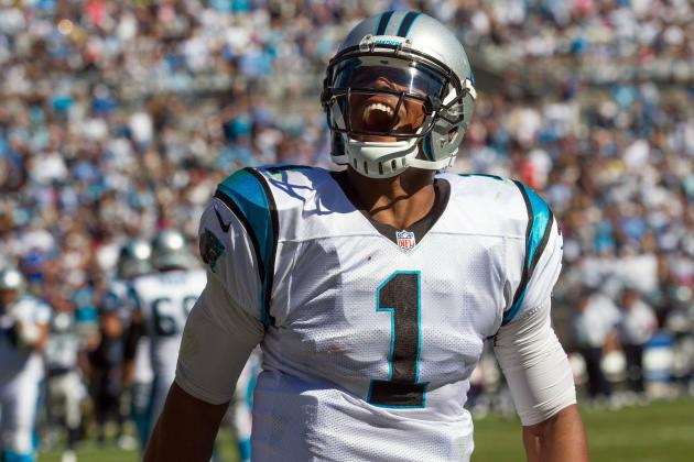 Cam Newton Is Not to Blame for Carolina Panthers' Offensive Woes