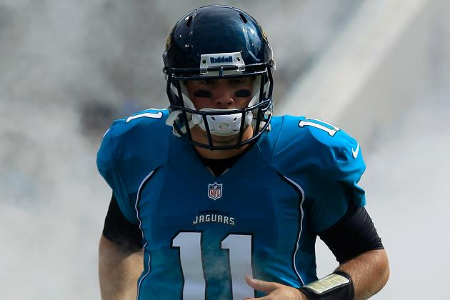 Blaine Gabbert: Jaguars' Collapse Proves Criticized QB's Value