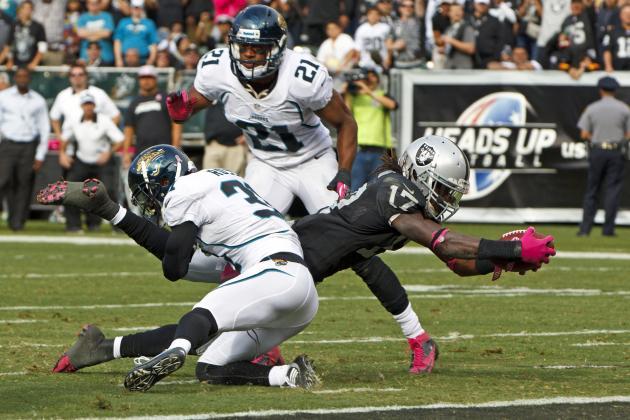 Oakland Raiders vs Jacksonvile Jaguars: Raiders' Winners and Losers