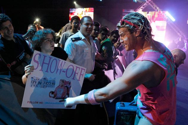 Dolph Ziggler, Zack Ryder, and WWE Fans' Frustrations with the Mid-Card