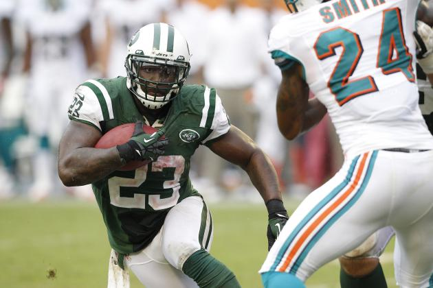 NFL Week 8 Picks: Miami Dolphins (3-3) at New York Jets (3-4)
