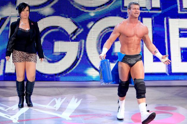 WWE Hell in a Cell 2012: Is There Any Way Dolph Ziggler Won't Cash in Contract?
