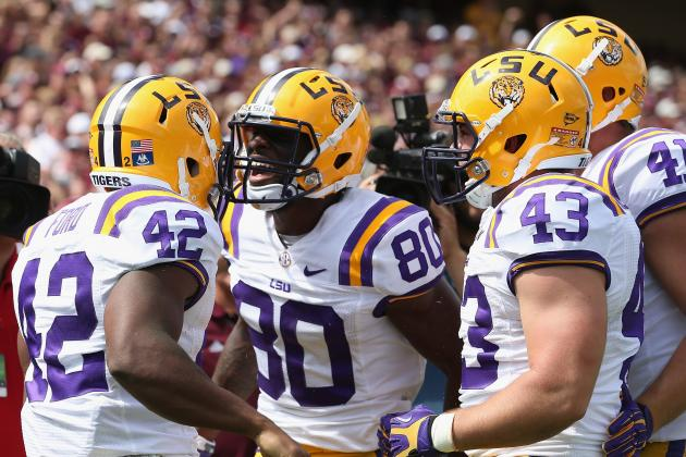 LSU Football: Winners and Losers from the Week 8 Game vs. Texas A&M