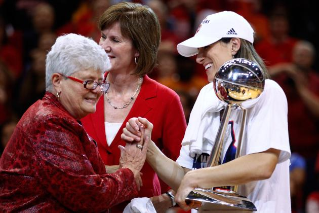 WNBA Finals 2012: Catchings and the Indiana Fever Win First Championship