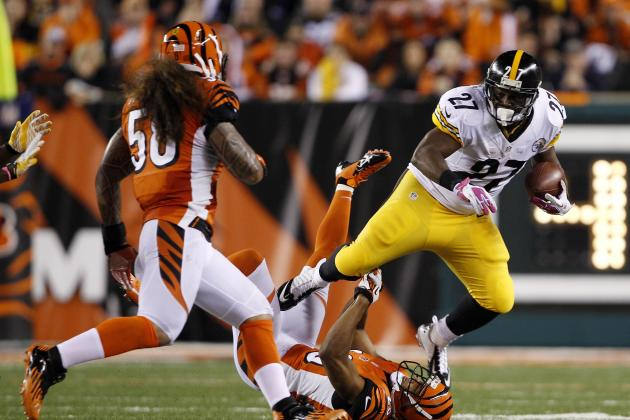 Pittsburgh Steelers: Who Earned the Game Ball for the Victory over the Bengals?