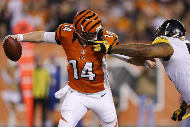 Steelers vs. Bengals: Cincinnati Outplayed by Pittsburgh, Drops 3rd in a Row