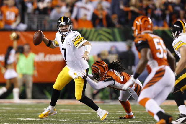 Steelers vs. Bengals: Pittsburgh Puts Everything Together, Gets 1st Road Win
