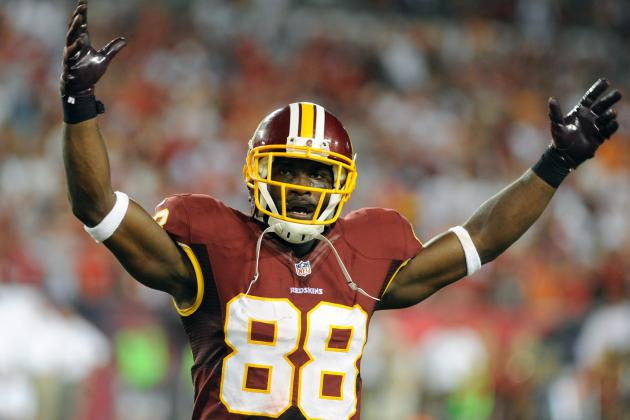 Pierre Garcon: What Receivers Injury Means for Fantasy Owners, Redskins
