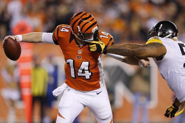 Cincinnati Bengals: Winners and Losers for Week 7 Against Pittsburgh