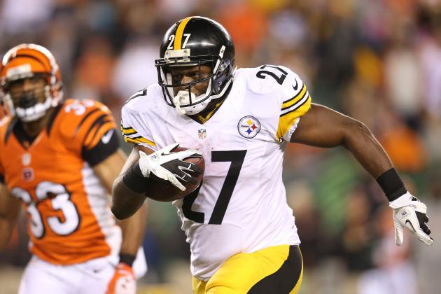 Jonathan Dwyer: Updated Fantasy Outlook and Analysis for Steelers' RB