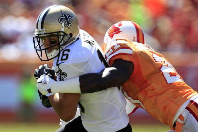 Lance Moore: What Big Day Means for Fantasy Owners, New Orleans Saints