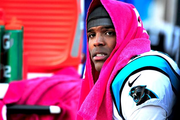 Cowboys vs. Panthers: Carolina's Offense Being Grossly Mismanaged