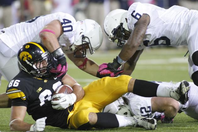 After 38-14 Loss to Penn State, How Is Iowa Hawkeyes' Season Reshaped?
