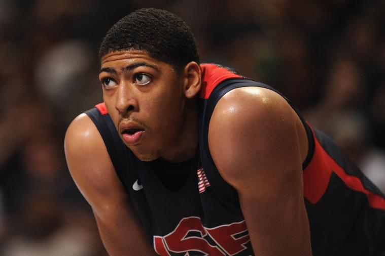 The 4 Sets That Will Make Anthony Davis a Star in 2012-13