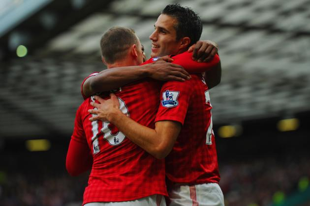 Manchester United: Wayne Rooney and RVP Combination Can Lead United to Title