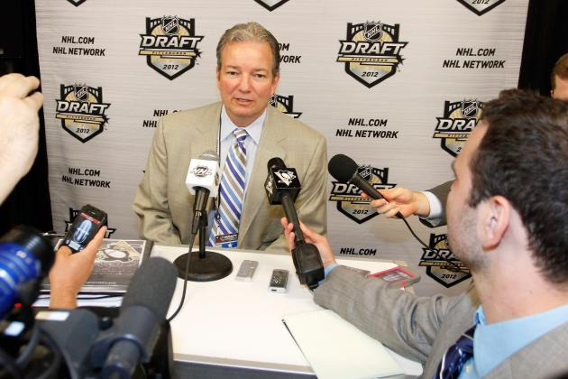 NHL Free Agency: Grading Ray Shero's FA Strategy with the Penguins
