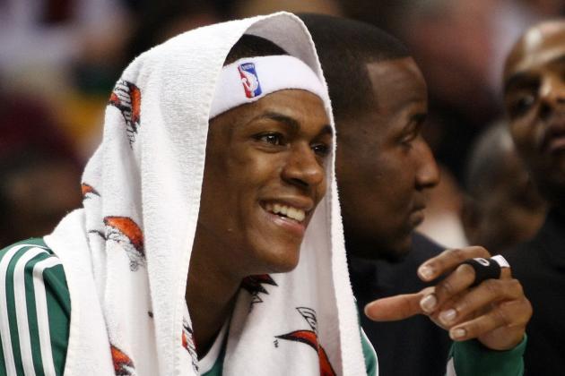 Boston Celtics' Point Guard Depth Following Rajon Rondo Is Troubling