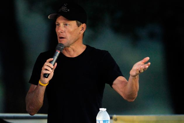 Lance Armstrong Officially Stripped of 7 Tour de France Titles by UCI