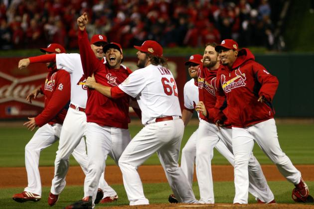 MLB Playoffs 2012: Don't Count out the St. Louis Cardinals