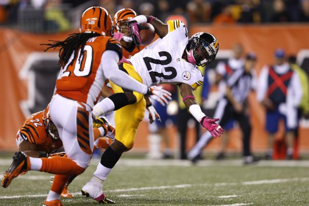 Chris Rainey: Pittsburgh Steelers RB Not Worth Fantasy Waiver Add After Fluke TD