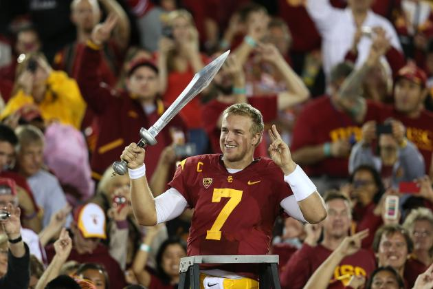 USC vs. Arizona: TV Schedule, Live Stream, Radio, Game Time and More