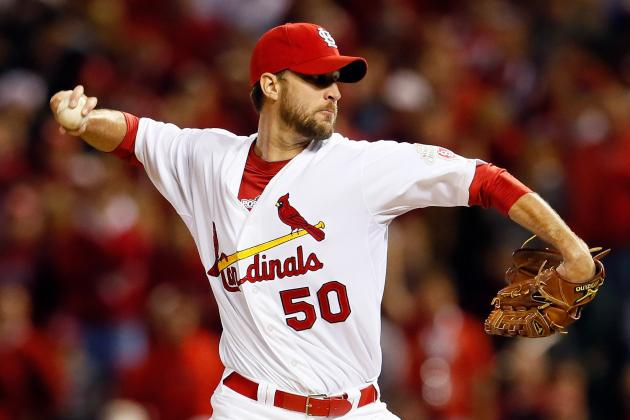 Could Adam Wainwright Be Surprise NLCS Game 7 Hero Out of the Bullpen?