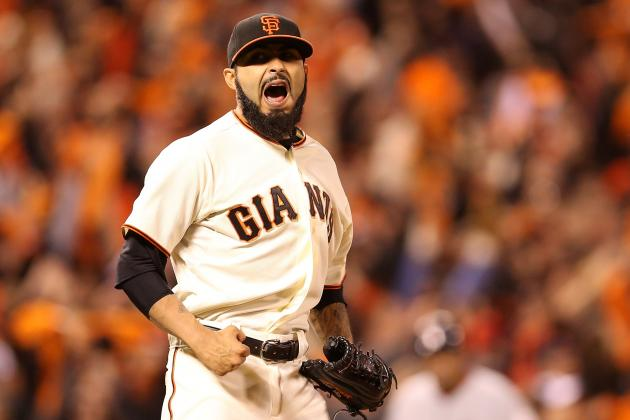 San Francisco Giants & St. Louis Cardinals Sure Took the Long Way to NLCS Game 7