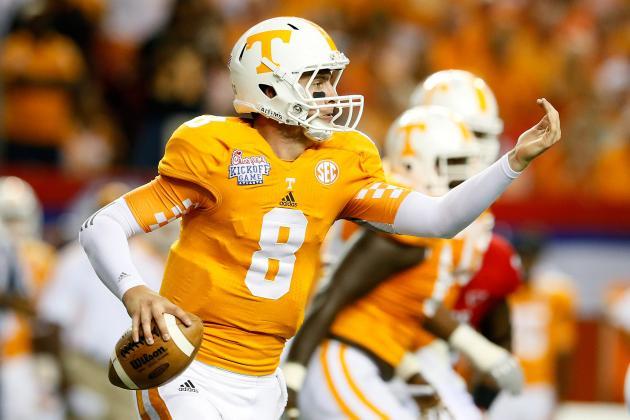 College Football Week 9 Picks: Tennessee Volunteers vs. South Carolina Gamecocks