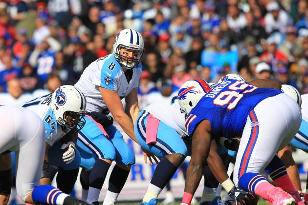 Tennessee Titans' Survival Instincts Keep Them Alive