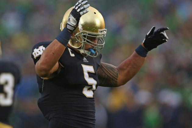 Notre Dame Football: Players to Watch in Critical Week 9 Contest vs. Oklahoma