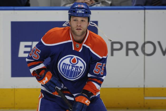 Ben Eager of Oilers Charged with Assault After Toronto Pub Fight