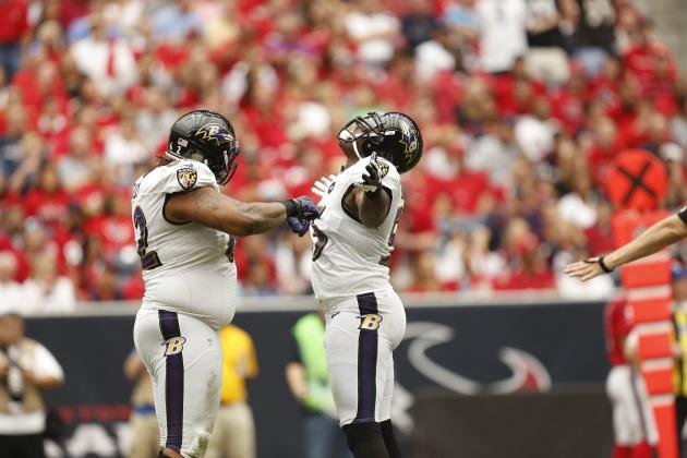 Three Ravens Starters Overcome Injury Scare