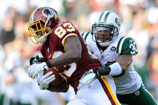 Fred Davis: Best Waiver Wire Options to Replace Redskins TE in Fantasy
