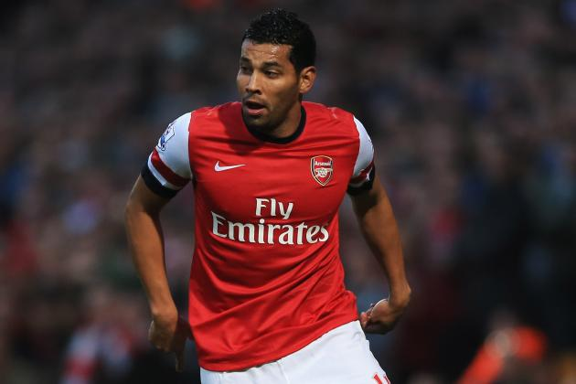 Arsenal Transfer News: Gunners Can't Afford to Let Andre Santos Depart
