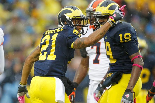 Victory over Michigan State Is Only Piece of Michigan's Big Ten Title Goal