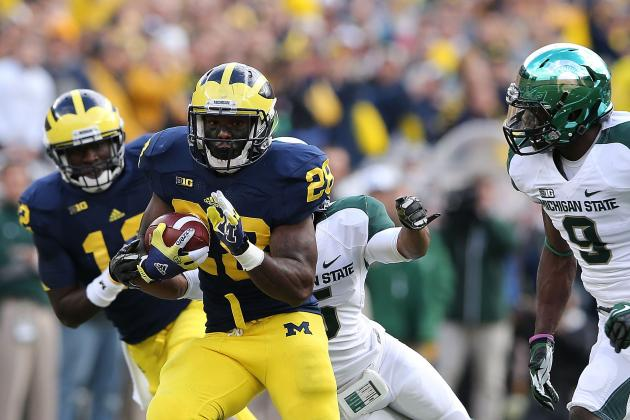 3 Things We Learned About Michigan in Win Over Michigan State