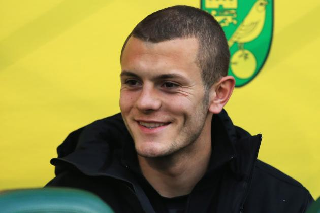 Report: Arsenal Starlet Jack Wilshere Ready for Return Against QPR
